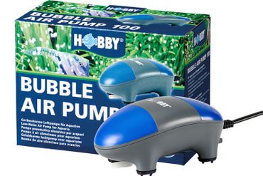 Hobby Bubble Air Pump 100, Durchlüfterpumpe
