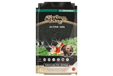 Dennerle Shrimp King Active Soil, 4 Liter – Bild 1