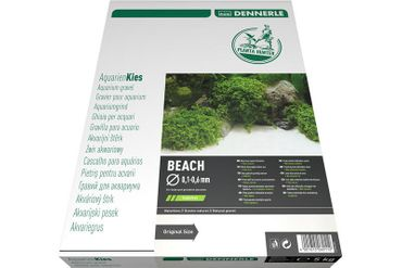 Dennerle Naturkies Plantahunter Beach 0,1-0,6 mm, 5 KG