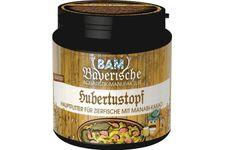 BAM Hubertustopf, Hauptfutter für Zierfische, Körnung 0,4-0,6 mm, 100 g