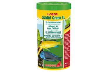Sera Cichlid Green XL, 1.000 ml