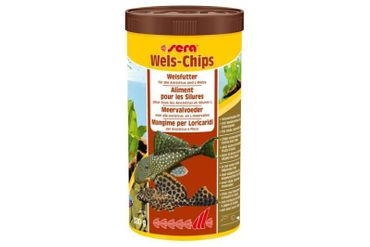 Sera Wels-Chips, 1.000 ml