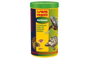 Sera Reptil Professional Herbivor - 1.000 ml