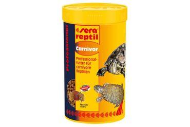 Sera Reptil Professional Carnivor, 250 ml