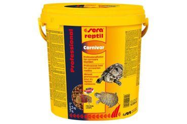 Sera Reptil Professional Carnivor, 10 Liter