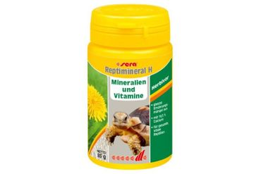 Sera Reptimineral H - 100 ml