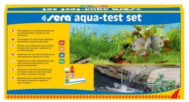 Sera Aquatest-Set, 1 Stück