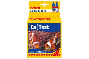 Sera Ca-Test - Calzium-Test - 2 x 15 ml