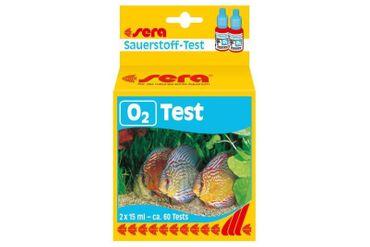 Sera O2-Test - Sauerstoff-Test - 2 x 15 ml