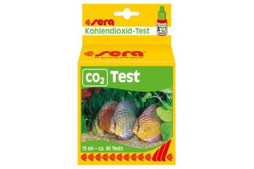 Sera CO2-Dauertest - 15 ml