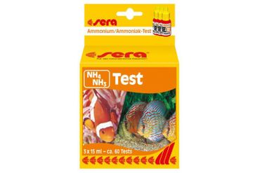 Sera NH4 / NH3-Test - 3 x 15 ml
