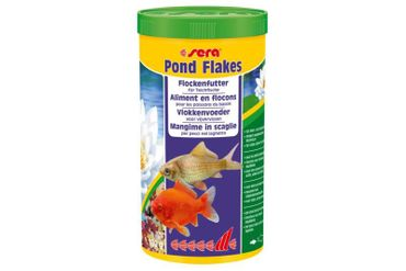 Sera Pond Flakes - 1.000 ml