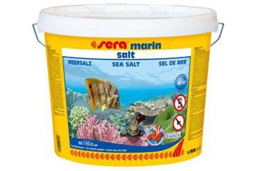 Sera Marin Salt, Meersalz, 20 kg für 600 Liter