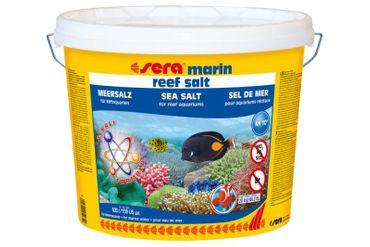 Sera Marin Reef Salt, Meersalz, 20 kg für 600 Liter