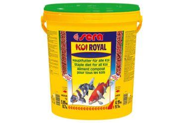 Sera KOI ROYAL MEDIUM, 21 Liter