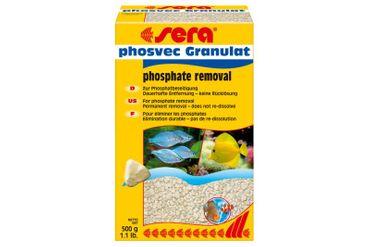 Sera Phosvec Granulat, 500 Gramm