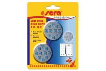 Sera LED Chip Blue Light, 2 Stück
