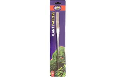 Aqua Nova Pflanzenpinzette, gerade, 27 cm
