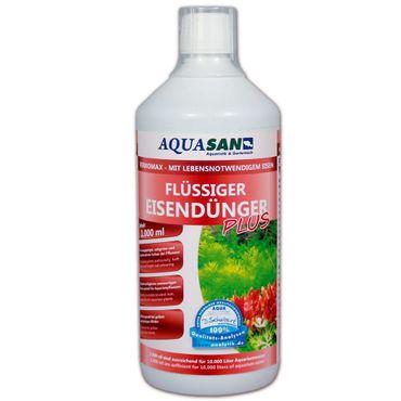 Aquasan Ferromax, Flüssiger Eisendünger, 500 ml