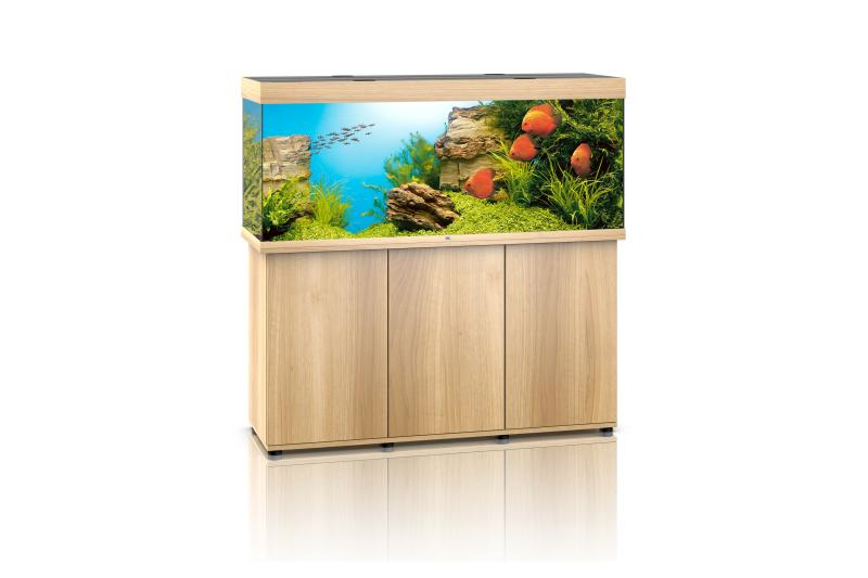juwel rio 450 led kombination helles holz aquarien schr nke juwel aquarien. Black Bedroom Furniture Sets. Home Design Ideas