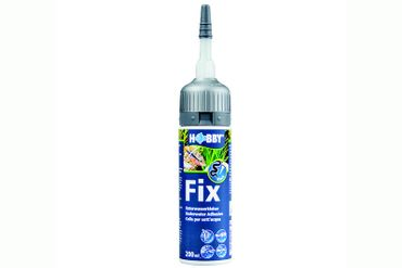 Hobby FIX Unterwasserkleber, transparent, 80 ml