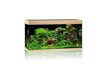 Juwel Aquarium Rio 350 LED, helles Holz