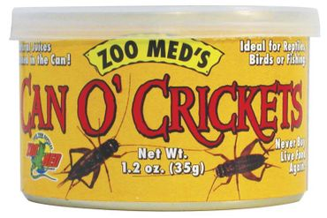 Zoomed Can O' Crickets 34 Gramm