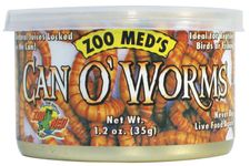 Zoomed Can O' Worms M, 35 Gramm