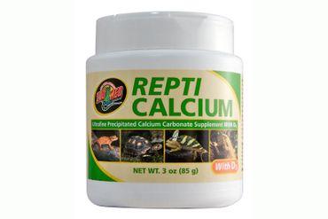 Zoomed Repti Calcium mit Vitamin D3, 85 g