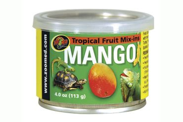 Zoomed Tropical Fruit Mix-ins Mango, 95g