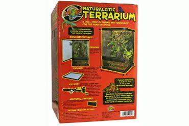 Zoomed Naturalistic Terrarium, 30x30x45cm – Bild 1