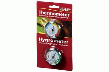 Hobby Thermometer + Hygrometer im Set