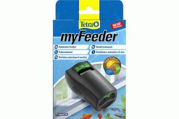 Tetra myFeeder, Futterautomat