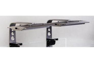Giesemann Aquarienhalterung für VerVve LEDs, schwarz