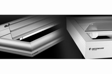 Giesemann SPHERA Abdeckung inkl. 54W LED, 150 x 60 cm – Bild 1