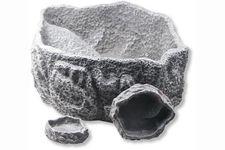 JBL ReptilBar GREY S, Trink-/Badeschale