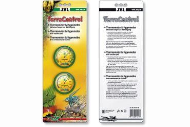 JBL TerraControl, Thermometer + Hygrometer im Set