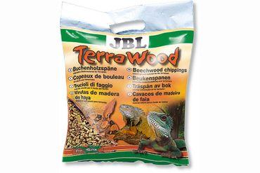 JBL Terra Wood, Buchenholzspäne, 5 Liter – Bild 2