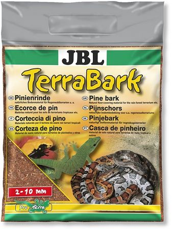 JBL Terra Bark S, Pinienrinde 2-10 mm, 5 Liter – Bild 1