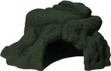 Variogart 1432 Barschhöhle Schiefer Anthrazit, 20x14x10 cm