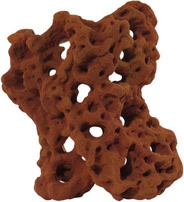 Variogart Lochgestein L Sandstein-Rot