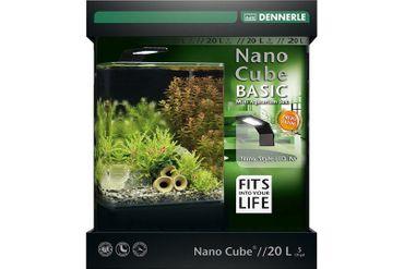 Dennerle NanoCube Basic Style LED, 20 Liter