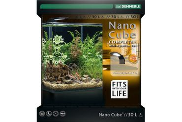 Dennerle NanoCube Complete+ 30L - Style LED M