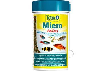 Tetra Micro Pellets, 100 ml