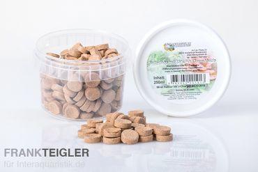 Hausmarke Futtertabs mit Mulde +15% FD, 250 ml – Bild 1