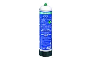 Dennerle Comfort-Line CO² Einweg-Flasche, 500 g