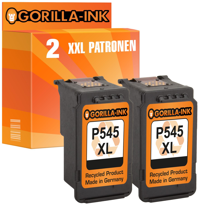 Tinte kompatibel  Canon Pixma MG 3051 8286B001 XL 540 Seiten