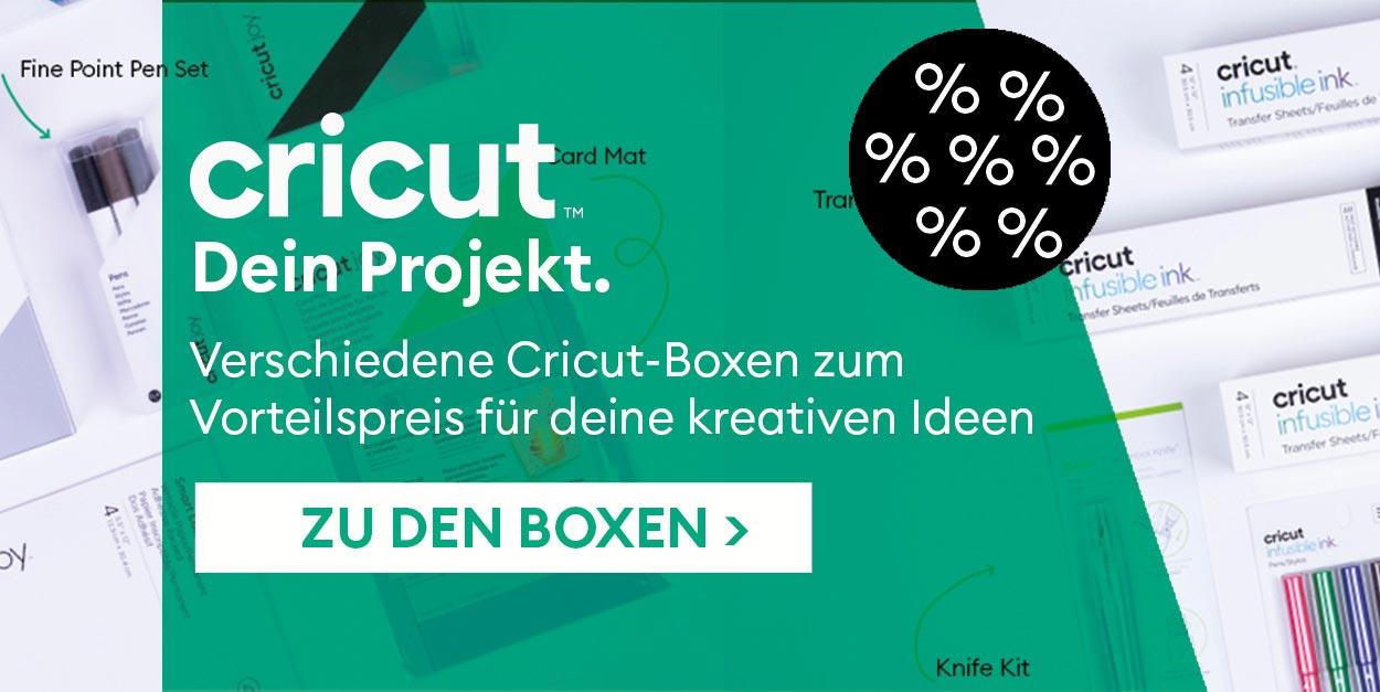 Cricut Projekt Boxen
