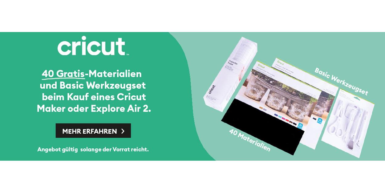Cricut Maker-Explorer Air2 Creatorbox