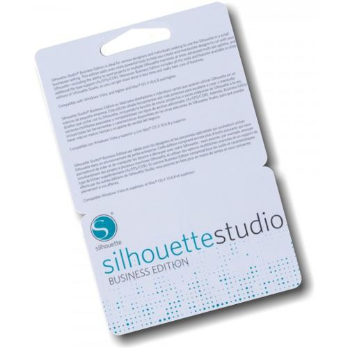 Silhouette Studio Business Edition E-mail Versand